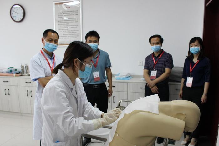 我院圆满完成2021年中医住院医师规范化培训结业技能考核